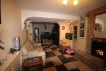 2 bed house in Nursery Road...