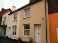 Terraced property in Mantle Street...