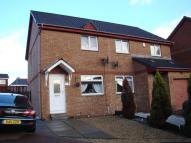 semi detached house for sale in Paton Court, Wishaw...
