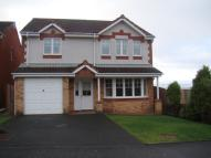 Detached house for sale in Gilchrist Way, Wishaw...
