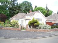 Detached Bungalow for sale in Mossbank Road, Wishaw...