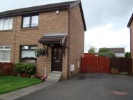 2 bed semi detached property in Castle View, Wishaw...