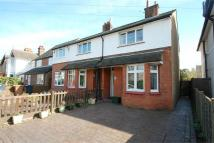 semi detached property in Duncombe Road, Hertford