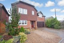 5 bed Detached house in Finches End, Walkern...