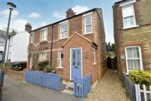semi detached property for sale in Parkhurst Road, Bengeo...