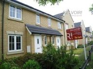 3 bedroom Terraced property to rent in Grebe Court, Cambridge