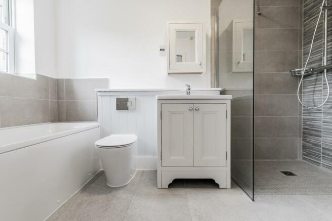 Plot 3 bathroom