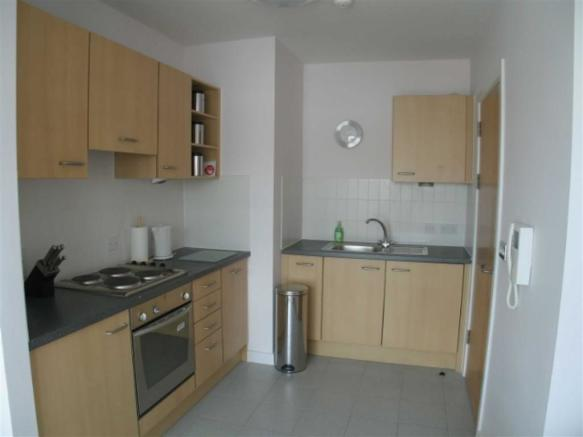 1 bedroom apartment for sale in The Point, Whitehall Place, LEEDS ...