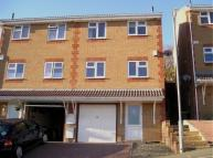 Town House in Badgers Close, Newhaven...