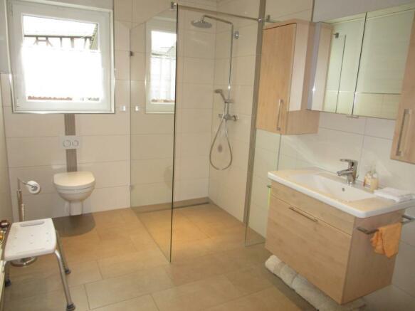 Bathroom ground fl.