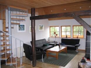 Living room (Barn)