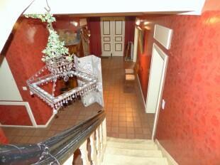 Hallway ground fl.