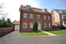 Detached house for sale in Cringleford