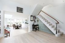 Terraced house for sale in Parthenia Road, London