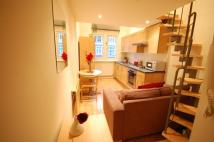 Studio flat in Palace Court...