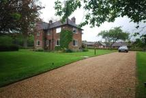 Detached property to rent in Mansgrove Farmhouse...