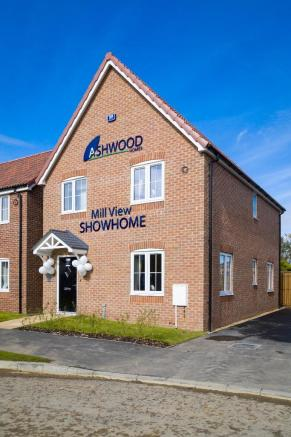 Mill View Showhome