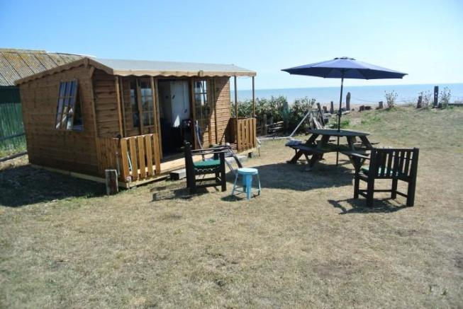 log cabin/summer hou