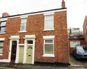 End of Terrace house in Woodville Road, Chorley...