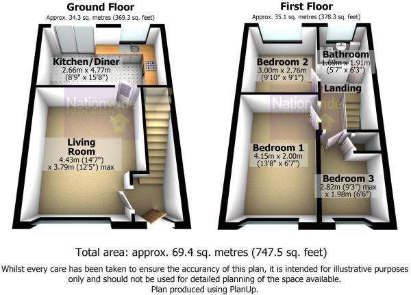 Master Floorplan 3D