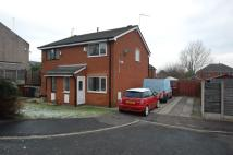 semi detached house to rent in Alderney Close...