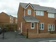 3 bedroom semi detached home to rent in Olanyian Drive, Salford...