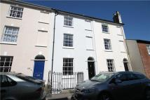 3 bed Terraced home for sale in Dorset Place, Blandford...