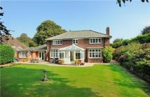 Detached house in Milldown Road...
