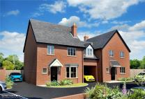 new house for sale in St Francis Close...