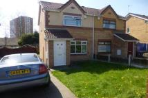 semi detached property to rent in Windmill Avenue, Salford...