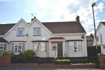 semi detached house in Kings Avenue, Seaburn...