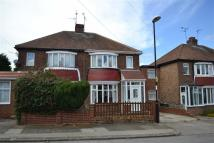 semi detached property for sale in Keswick Avenue...