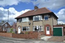 3 bed semi detached home in Pauline Avenue, Fulwell...