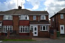3 bed semi detached home in Staveley Road...