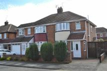 2 bedroom semi detached house for sale in Staveley Road...