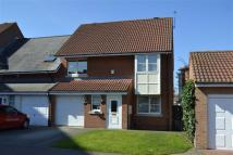 End of Terrace house for sale in Hallgarth Court...