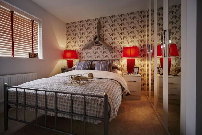 Typical Thame bedroom three