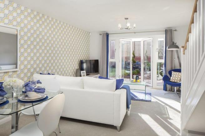 Typical Tiverton lounge