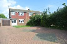 semi detached home to rent in Allhallows Rochester