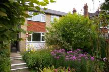 Maisonette to rent in Turney Road