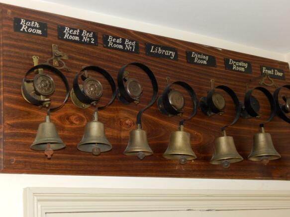 Servants' bells