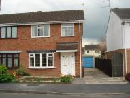 3 bedroom semi detached house in Vicarage Lane, Blaby, LE8