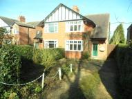 semi detached property to rent in Cosby Road...