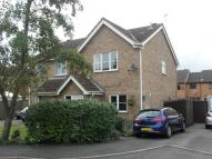2 bed semi detached property in PARTRIDGE CLOSE, Syston...