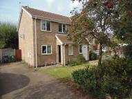 2 bed semi detached home to rent in PARTRIDGE CLOSE, Syston...
