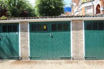 Garage in Stanhope Road, London to rent