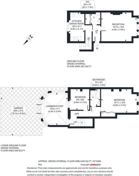 Floorplan - landscap