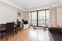 1 bed Flat to rent in Waterloo Gardens...