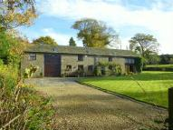 Barn Conversion for sale in Chunal, Glossop...