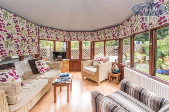 EXTENDED CONSERVATORY